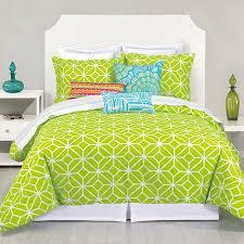 lime green bedroom comforter sets black within set decorations 8