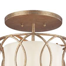 additional view of sausalito semi ceiling light