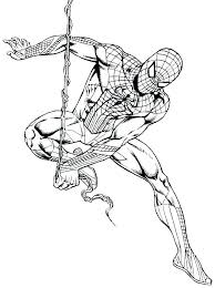 Marvel Coloring Pages Printable Superhero Book Heroes Monextelco