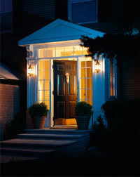 house front door open. Front Door Open Ajar - Front Entrance Of House Toronto, Ontario, Canada  Stock Photo House A