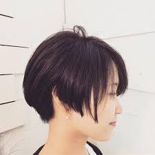 ショートヘアでも縮毛矯正にしたいおすすめのヘアスタイルfeely