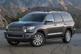 2018 Toyota Sequoia - Our Review | Cars.com