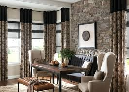 curtains with blinds. Curtains With Blinds Mix Match E