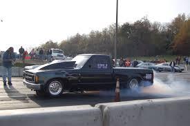 1987 Chevrolet S10 Pickup 1/4 mile Drag Racing timeslip specs 0-60 ...