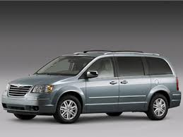 2008 chrysler town country values