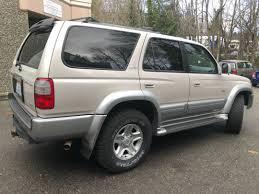 2000 Toyota 4Runner Limited 4X4 ⋆ Exelon Auto Sales