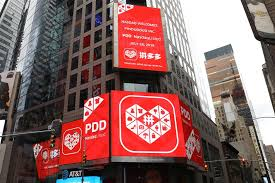 Nasdaq Debuts E-commerce On Chinese - Platform Shine Pinduoduo News