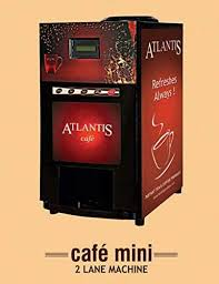Buy Coffee Vending Machine Online Gorgeous Buy Atlantis Cafe Mini 48 Lane Tea And Coffee Vending Machine