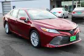 New 2018 Toyota Camry XLE V6 4dr Car in Roseburg #T18022 | Clint ...