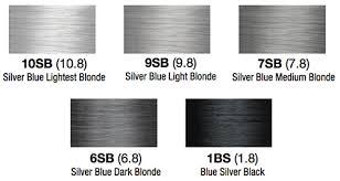 Silver Blue Siren Joico