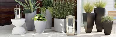 crate and barrel outdoor lighting. planters u0026 gardening crate and barrel outdoor lighting