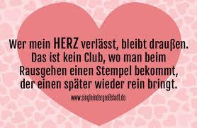 Spruch Mein Herz Ist Kein Club Single In Der Großstadt