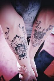 Tetování Na Předloktí My Free World