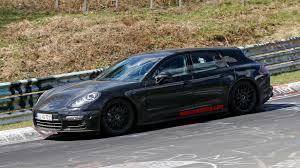 porsche panamera wagon 2018. Perfect 2018 Porsche Panamera Wagon Side Nurburgring Spy Photo With 2018