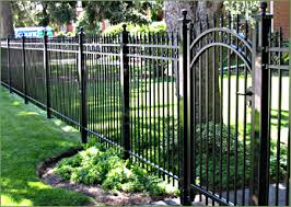 wrought iron fencing alternatives Wrought Iron Fencing For Your
