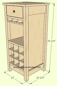 Diy wine cabinet Customized How To Make Diy Wine Cabinet Measurements Free Plans Saws On Skates Wine Cabinet Measurements Saws On Skates
