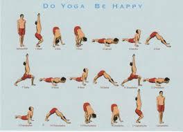 Lustige Sprüche Postkarte Yoga Grusskartenshopde