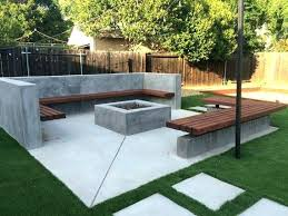 modern patio fire pit. Contemporary Outdoor Fireplace Modern Wood Burning Fire Pit Ideas Patio