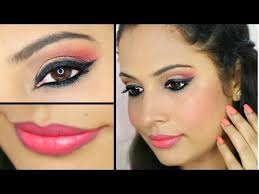 hindi ultra glam special occasion party makeup shrutiarjunanand you