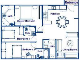 Amazing 1000 Sq Ft House Plans 3 Bedroom 3d Inspirational 1000 Sq Ft House Plans 3  Bedroom