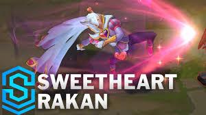 <b>Sweetheart Rakan</b> Skin Spotlight - Pre-Release - League of Legends