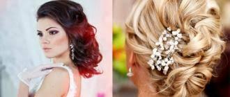 Varianty Svadobných účesov Svadobné účesy Pre Dlhé Vlasy So Závojom
