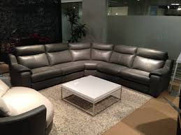Black Leather Sectional Sofa With Recliner Furniture 13 Furniture Black Leather Sectional Sofas With
