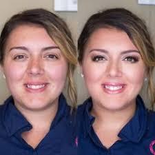 san antonio tx bridal makeup artist before and after natural wedding makeup natural wedding makeup