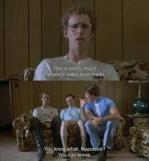 Napoleon Dynamite Quotes Interesting 48 Best Napoleon Dynamite Quotes That Will Make You Laugh