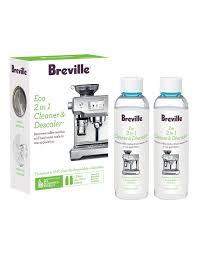 That way, you can enjoy it for longer. Breville 2 In 1 Cleaner Descaler Bes014clr Myer