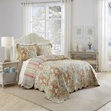 com ashbury spring king quilt set home kitchen design fascinating bedding collection waverly bling