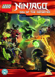 Warner Video - LEGO NINJAGO DAY OF DEPARTED DVDS (1 DVD): Amazon.de: DVD &  Blu-ray