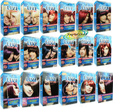 Schwarzkopf Live Color Xxl Permanent Water Proofed Hair