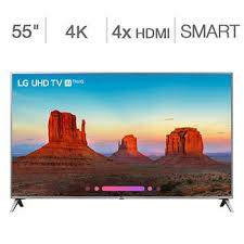 4K Ultra HD LED LCD TV LG 55\