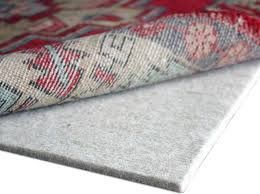 eco plush 100 rug pad 4 x6 1 4