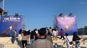 6 Cat Expo 6 day2【Vlog】 - YouTube