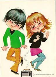Resultado de imagen de baile niños