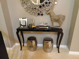 unique foyer tables. Entryway Table Decorating Ideas The Dressing Room Entry Decor Complete With Unique Entrance Foyer Tables