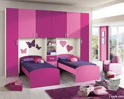 Purple Childrens Bedrooms Pink And Purple Bedrooms For Girls Shoisecom