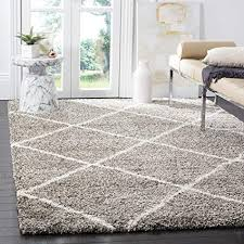 captivating diamond rug on com safavieh hudson collection sgh281b grey and ivory