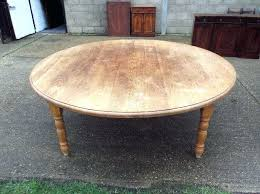 oak round dining table antique divine and room on di