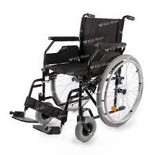 Standard Wheelchair Steelman Start Size 38 Cm
