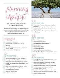 the ultimate destination wedding checklist mywedding Expenses For Wedding Plan destination wedding planning checklist expenses for wedding plan