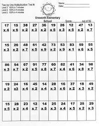 014 Worksheet Digit Times Multiplication Worksheets Vertical