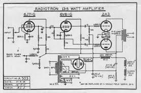 altec wiring diagram altec wiring diagram collections triode lifier schematics