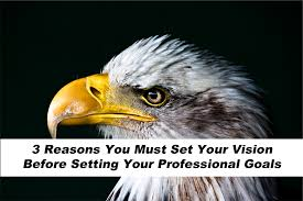 reasons you must set your vision before setting your 12 21 15 set your vision