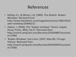 broken windows theory 9