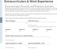 List Of Extracurricular Activities For Resume Megakravmaga Com