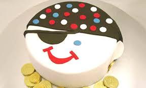 Pirate birthday cakes asda ~ Pirate birthday cakes asda ~ Decorated cakes cake burger foxlife tv cakes