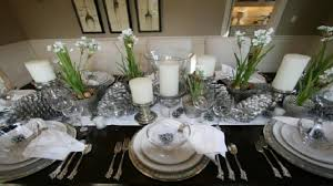 Christmas Table Setting House Of Decor Christmas Dinner Table Setting Christmas Table